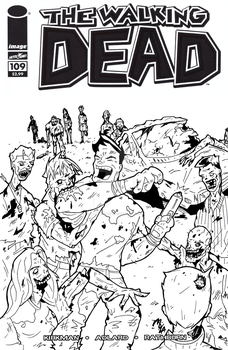 Walking Dead cover by galaxykidnet