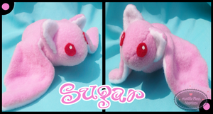 Little Litters - Sugar - Plush by Sparkle-And-Sunshine