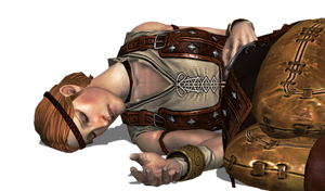 Aveline Vallen Downed 5 by FallenParty