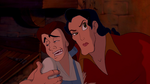 Beauty and the Beast Faceswap by Pencil-Stub