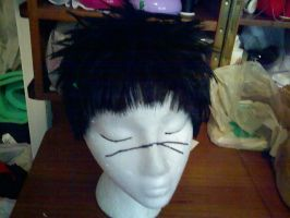 Ippo wig from Fighting spirit by taiyowigs