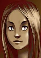 Katara Portrait by Mad-Sniper