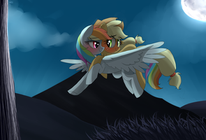 But we can fly together by MissPolycysticOvary