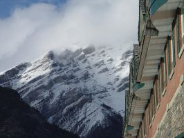 Banff Stock  2 by BlueDragon1
