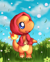 Meadow Stroll (New App Art for Cayenne) by fuwante-chan