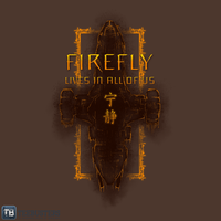 'Firefly is Still Alive' by d3fstyle by Teebusters