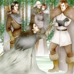 Game of Thrones  - Bran V. by Hed-ush