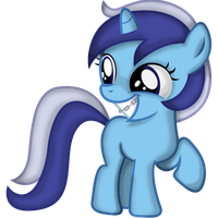 Filly Colgate by J3rykCZ
