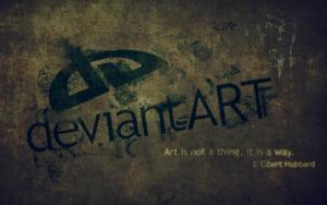 -: DeviantART is the way :- by Ghostyfair