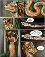 The Lost Golden Staff of The Dragon Queen 45-80 by DragonessLife
