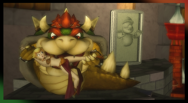 Bowser The Hutt by VoreQ