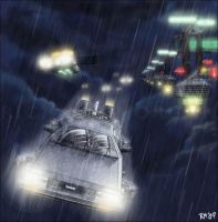 Back to the Future: Skyway C25 by zonefox