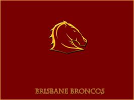 Brisbane Broncos by tatteredsoul