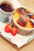 Butter pudding 3 by chealse