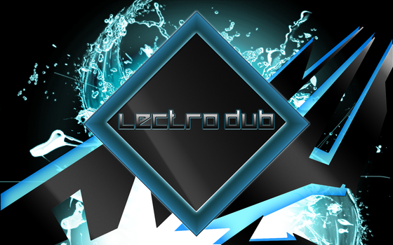 Lectro Dub Wallpaper or Whatever by Kujiiro