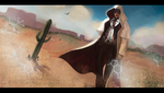 Old West Assassin's Creed by morganagod