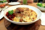 Hamburg Curry Gratin by TataVarisara