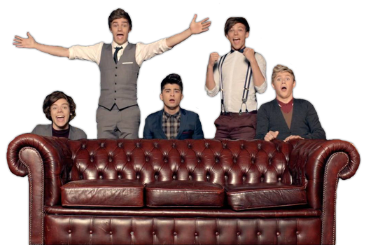 1D - One thing png by LucyWayne