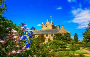 Cawdor Castle Garden, Scotland by Raiden316