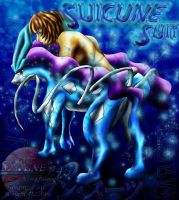 Transform to Suicune-Colored by monchiken