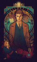 10th Doctor by Spoiler100