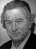 The Great, Robert de Niro by otong666