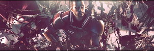 Mass effect signature by VoidSilentAssasin