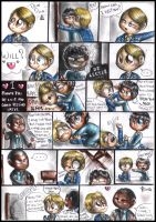 Hannibal comic - Saved by Jack by FuriarossaAndMimma