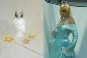 Princess Rosalina Accessories by Liquidfire3