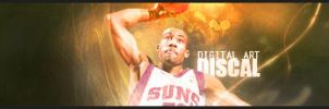 Basketbal Signature by DisCal