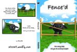 Fence'd DVD Cover by MizzMii