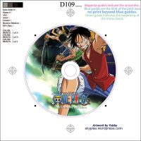One Piece DVD by yubby