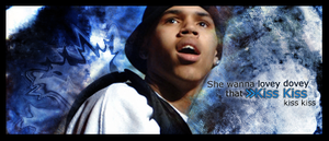Chris Brown Signature by xMiikex