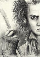 Sweeney Todd by Ines92