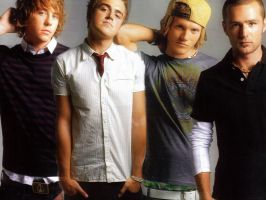 McFly wallpaper 04. by clareh-ox