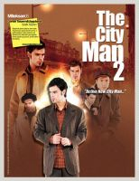 The City Man by palax