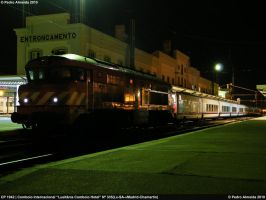Night Talgo - To Spain 210610 by Comboio-Bolt