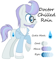 MLP:Doctor Chilled Rain Profile by kiananuva12