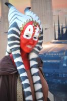 Shaak Ti's Smile by BellesAngel