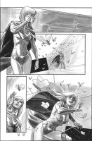 SUPERGIRL 3 p.10 Asrar by BillReinhold