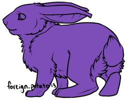 Bunny Lines by foreign-potato