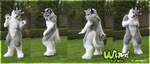 Wind Fursuit 2015 by WindWo1f