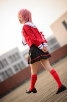 Magic Knight Rayearth-Shidou Hikaru -02 by MissAnsa