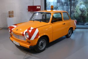 Berlin - Trabant by PhilsPictures
