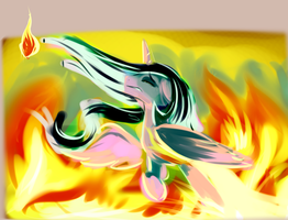 Fire by GSphere