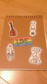 Stickers by Emilectro