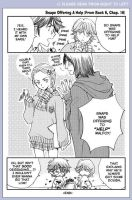 Snape offering a help by yukipon