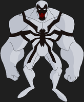 Anti-Venom TSSM style by Silence-Is-Loud