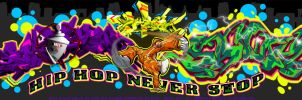 Hip Hop Never Stop by c4rl
