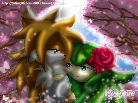 Taismo - Love Forever... by SilverAlchemist09